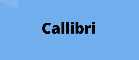 Callibri